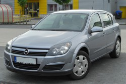 astra pred facelift